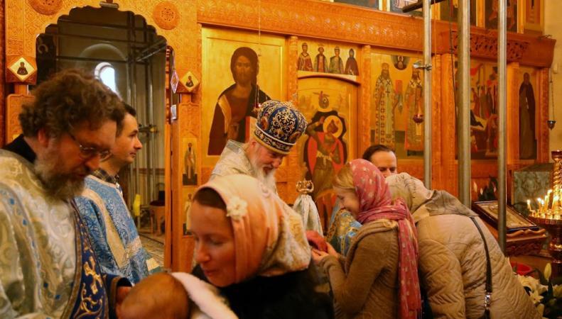 Православная Пасха в Великобритании