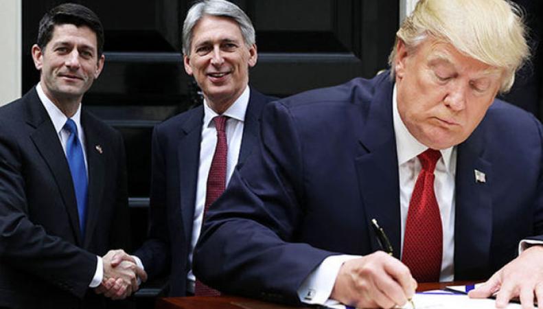 США готовы к заключению торговой сделки с Великобританией