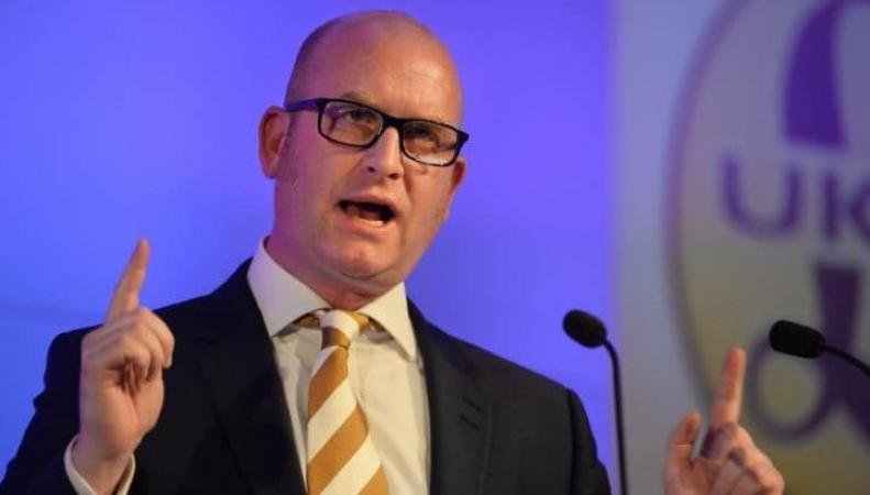 Партия UKIP со второй попытки выбрала нового лидера фото:telegraph.co.uk
