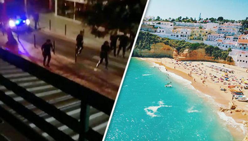 Британцев обвиняют в организации беспорядков в Португалии
