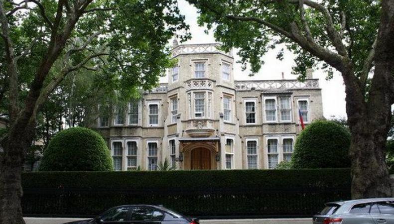 Посольство РФ в Лондоне ответило Никки Морган