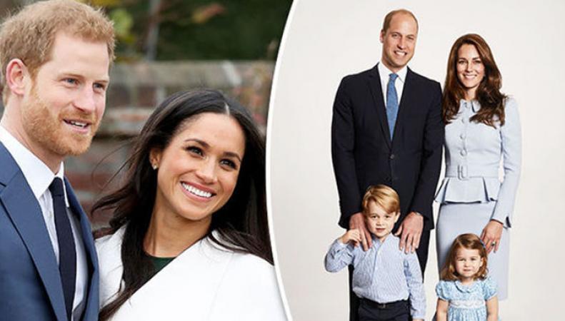 Кенсингтонский дворец выпустил трогательное видео о самых важных моментах королевской семьи в 2017 году