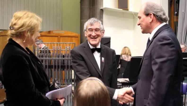 Андрей Прицепов посетил концерт в честь Георгия Свиридова
