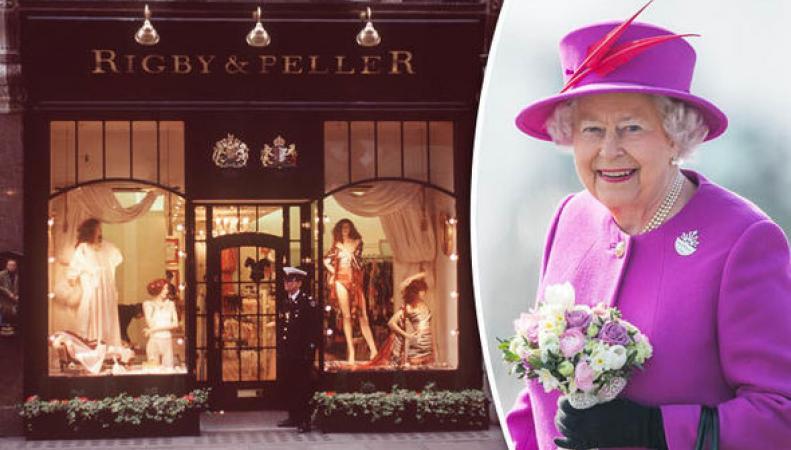 Королевская модистка наказана за неумение хранить секреты Букингемского дворца