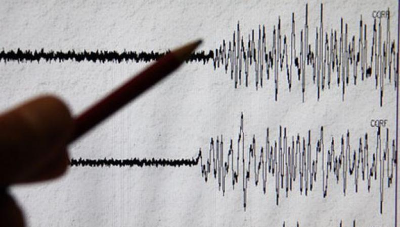 Землетрясение в Корнуолле