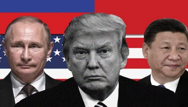 США встали на путь самоуничтожения: России, Индии и Китаю остается только наблюдать