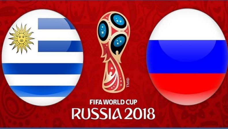 Россия и Уругвай разыграют первое место в группе на ЧМ-2018