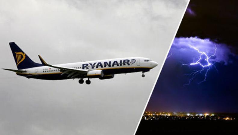 Пассажиры, летевшие в Лондон, от страха падали в обморок