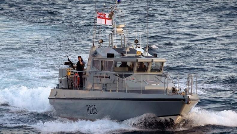 Англия сообщила овторжении корабля Испании вводы близ Гибралтара