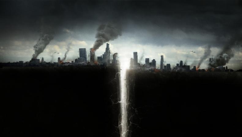 мощное землетрясение в США на разломе Сан-Андреас
