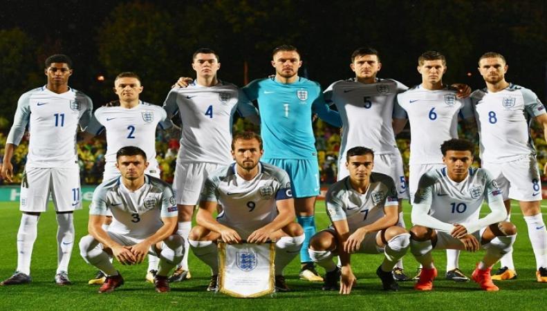 Где сборная Англии будет жить на ЧМ-2018
