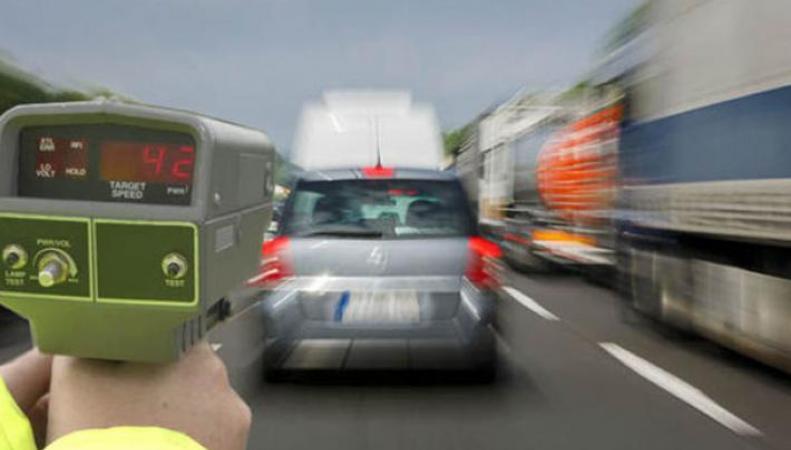 В Великобритании вступают в силу новые штрафы за превышение скорости