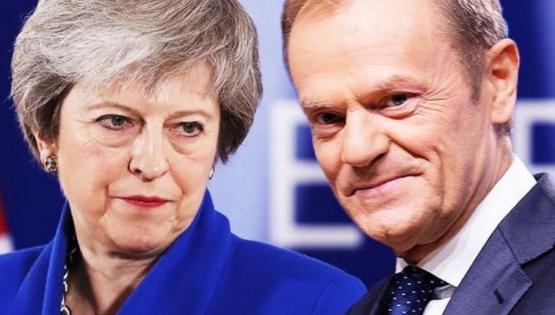 Тереза Мэй ответила на предложение ЕС об отсрочке Брекзита