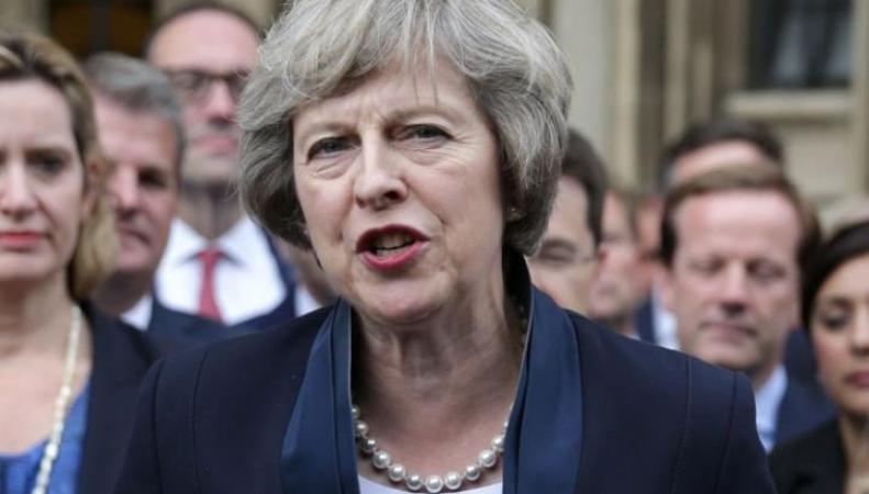«Ху из миссис Мэй?»: официальное досье будущего премьер-министра Великобритании фото:telegraph.co.uk