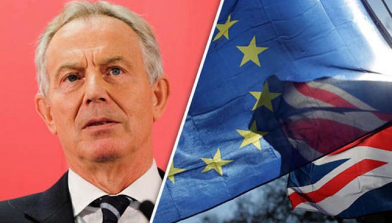 Возвращение Тони Блэра в политику