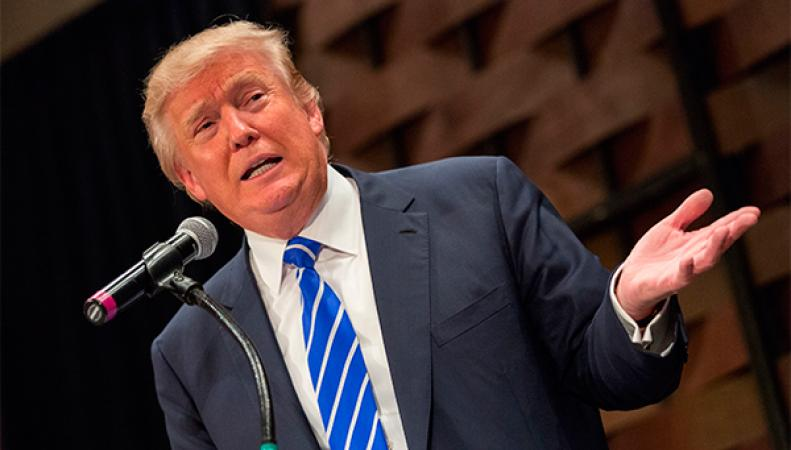Дональд Трамп недоволен политикой США
