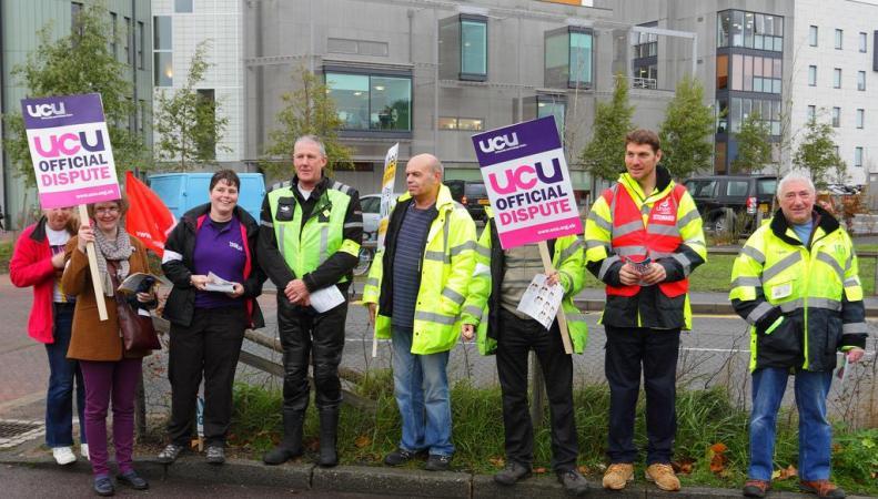 Университеты  и колледжи Великобритании проведут двухдневную забастовку фото:independent.co.uk