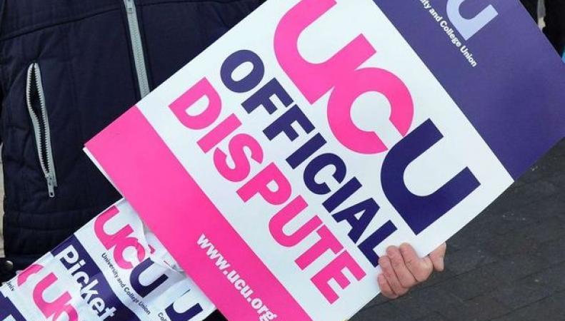 Профсоюз британских университетов согласовал даты забастовки