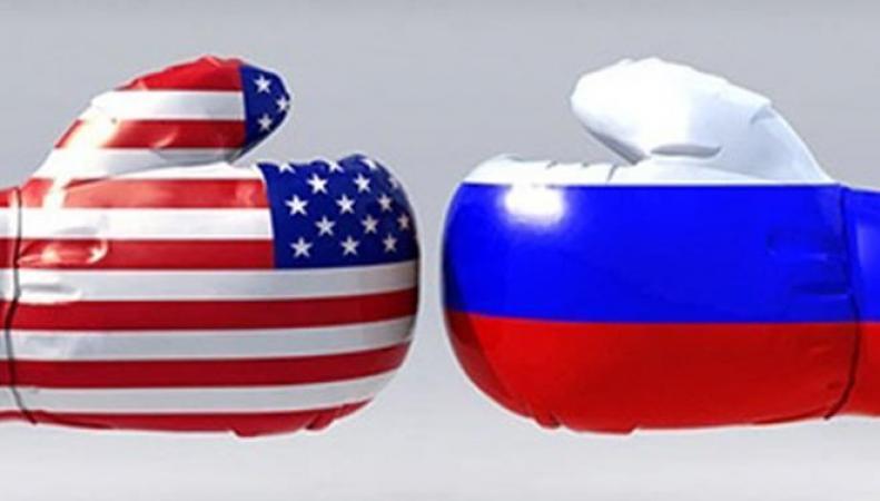 санкции, Россия, США
