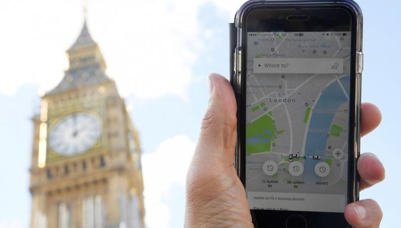 Выполнение требований мэрии приведет к росту цен в Uber в Лондоне