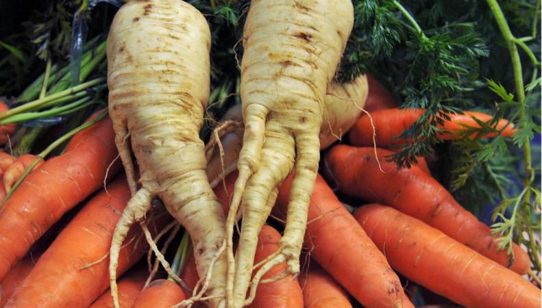 Правительство намерено приучить британских потребителей покупать некрасивые овощи