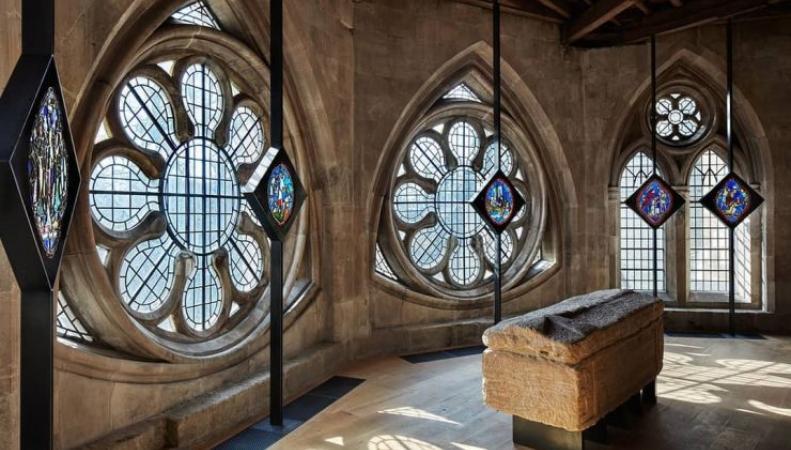 Тайная галерея Вестминстерского аббатства открылась впервые за семьсот лет