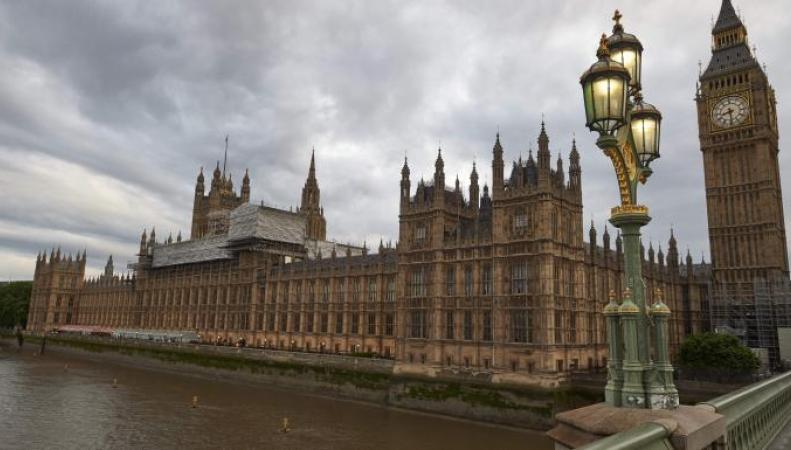 Определен перечень мер  улучшения антитеррористической обороны Вестминстерского дворца фото:thetimes