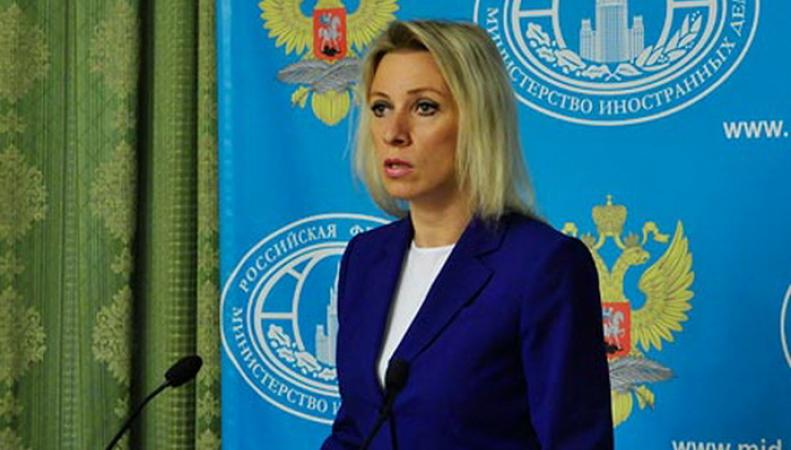 Мария Захарова об опасных играх НАТО