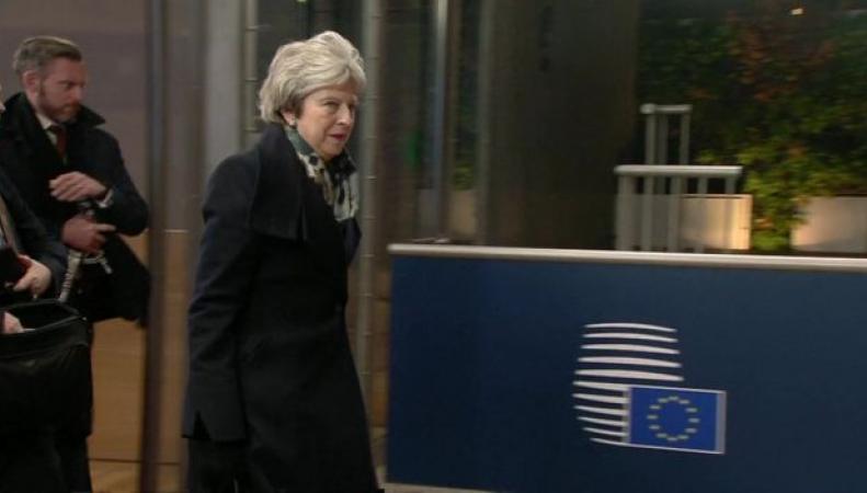Евросоюз отказался пересматривать условия договора о Брекзите