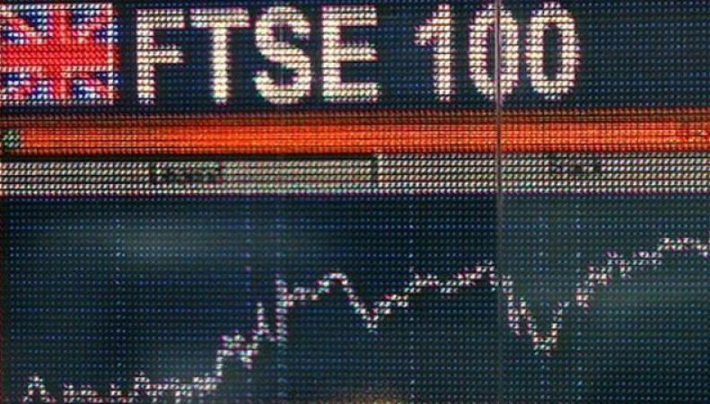 Биржевой индекс FTSE100 рухнул после объявления досрочных парламентских выборов