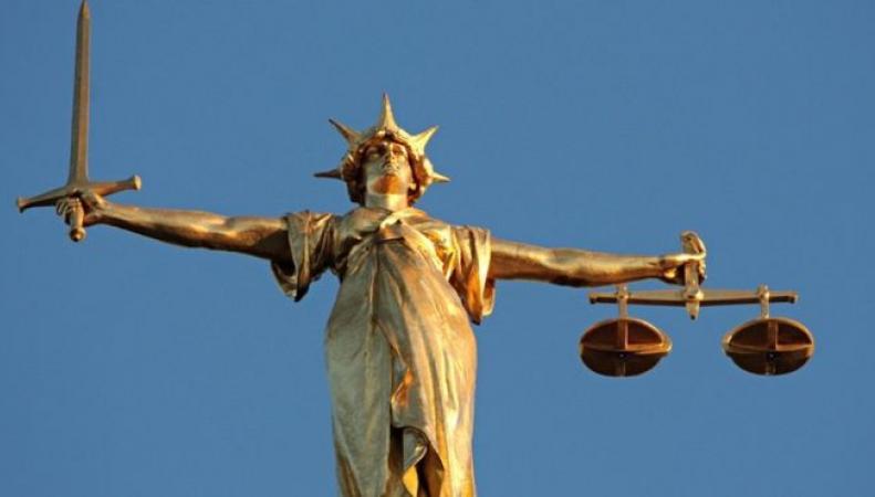 британское правосудие