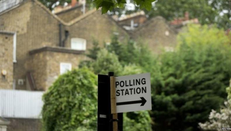 В Великобритании начинается референдум о членстве страны в Евросоюзе фото:bbc.com