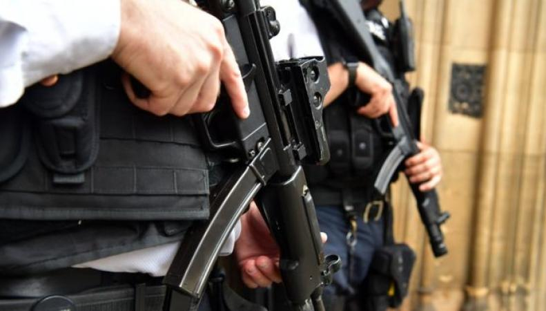 Контртеррористические патрули лондонской полиции