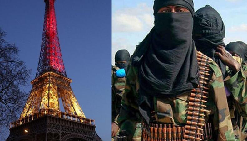 ИГИЛ и Эйфелева Башня