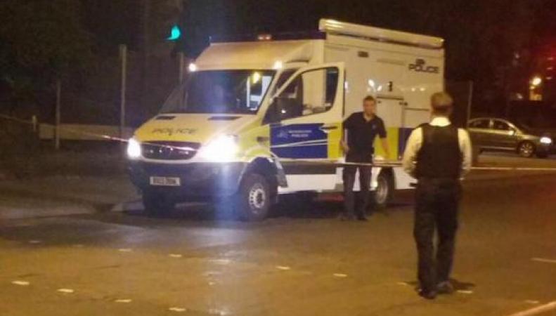 Лондонская полиция арестовала преступника с кислотой фото:standard