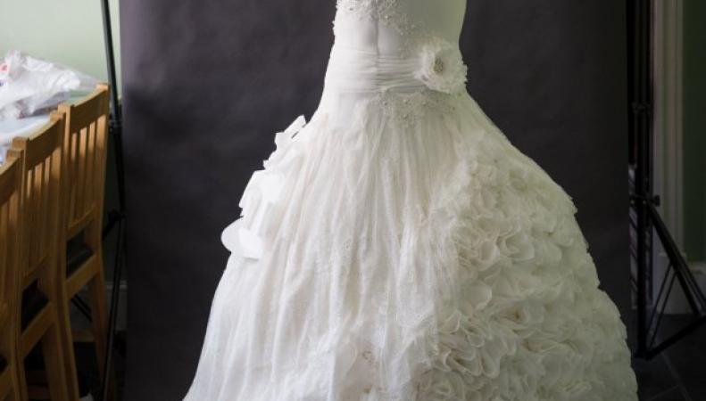 Съедобное платье