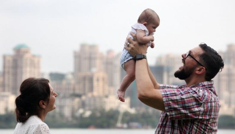 Британский ребенок может попасть в индийский приют