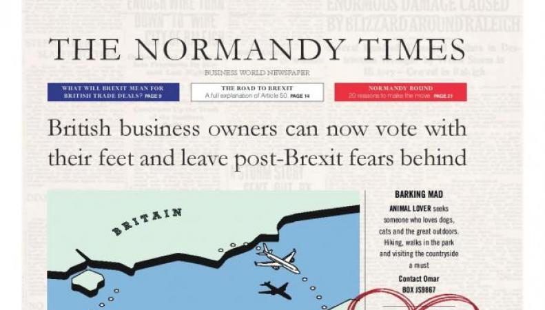 Мэрия Лондона запретила рекламный плакат о Брекзите