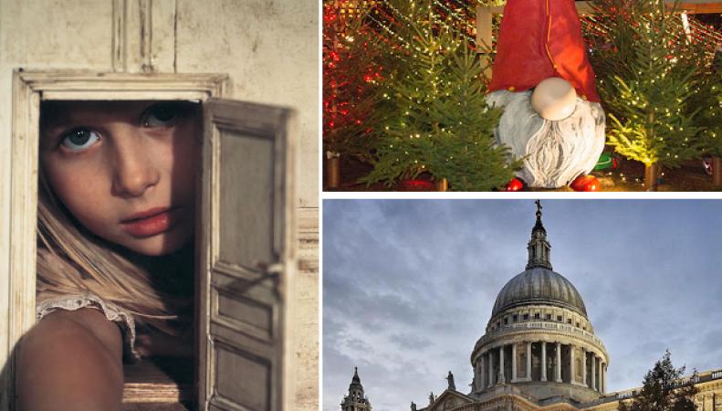Бесплатные и доступные развлечения в Лондоне:  2-8 января