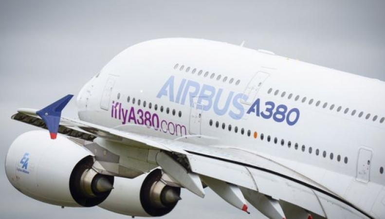 Великобритания начала антикоррупционное расследование в отношении Airbus фото:bbc.com