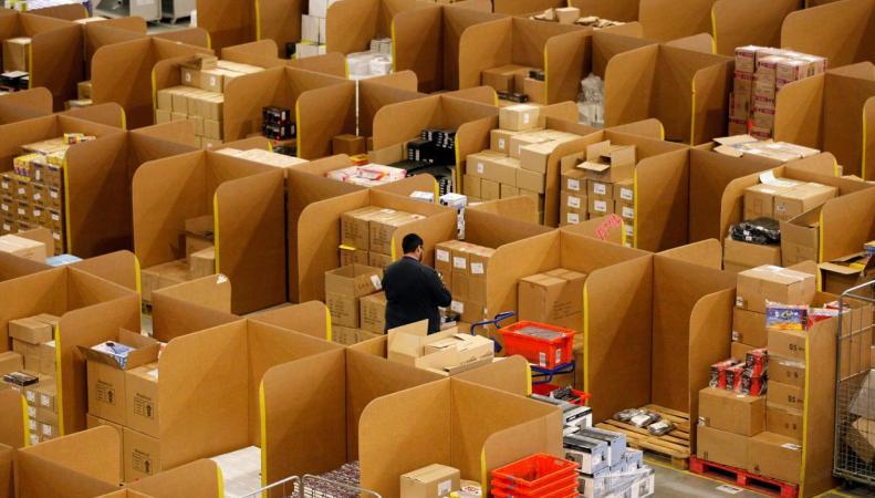 Amazon UK объявил дату супер-распродажи для подписчиков фото:independent.co.uk