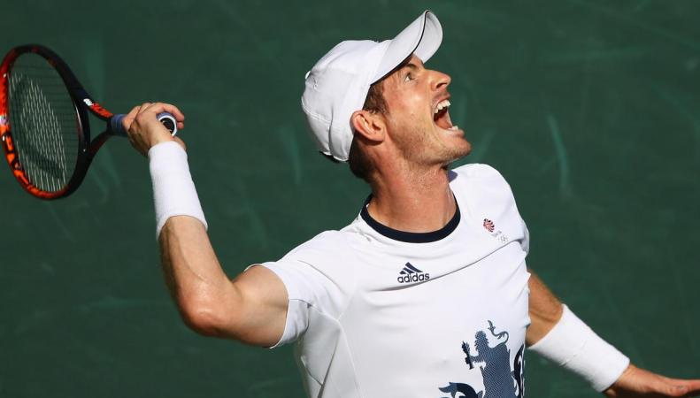 Энди Маррэй гарантировал себе олимпийскую медаль в Рио фото:independent.co.uk