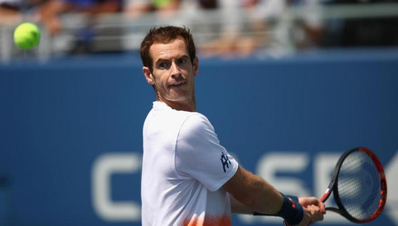 Энди Маррэй снялся с чемпиона US Open по состоянию здоровья фото:standard.co.uk
