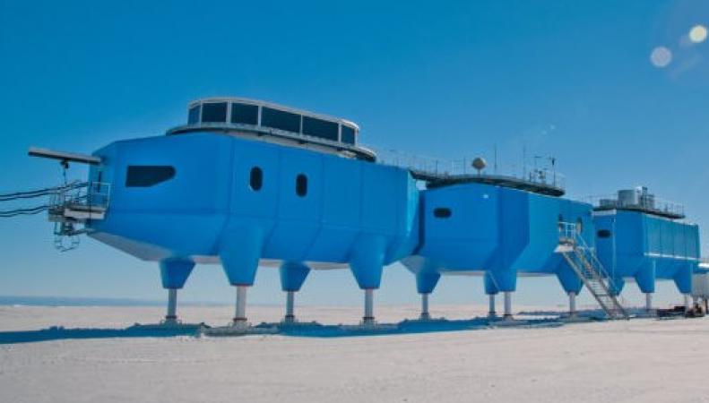 Британская антарктическая станция будет экстренно перебазирована вглубь континента фото: theguardian.com