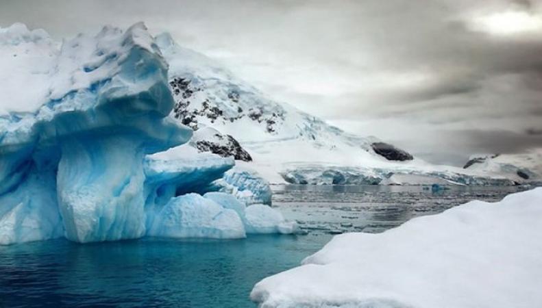 озера на щите Антарктиды