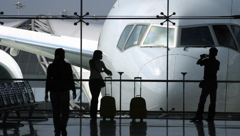 Туристка с чужим паспортом