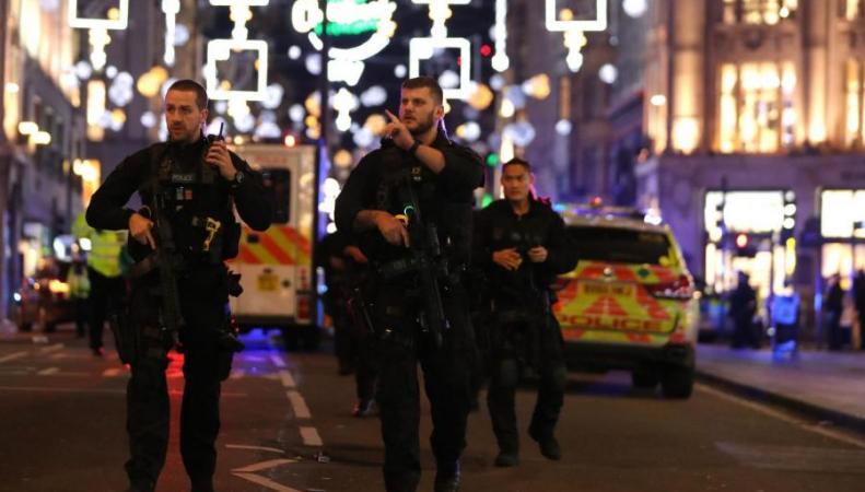 Инцидент на Oxford Circus: теракт или нет?