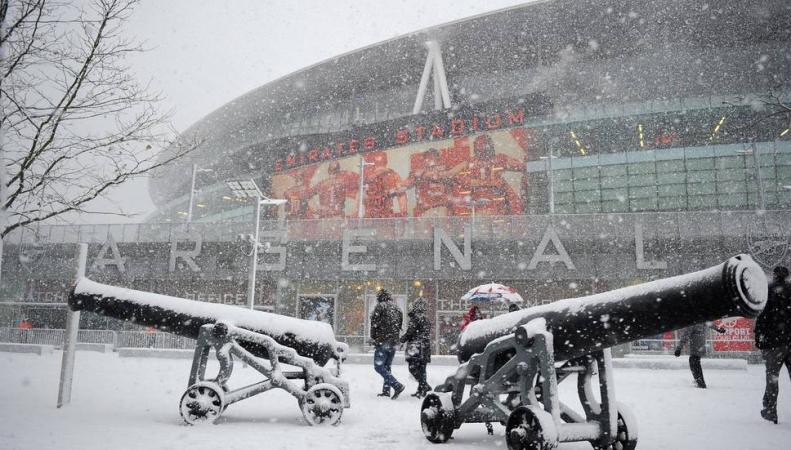 Британцам пообещали месяц холода