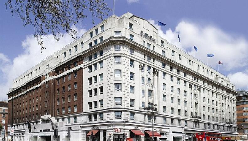 Экзотическая змея напугала гостей в отеле Cumberland в Вестминстере