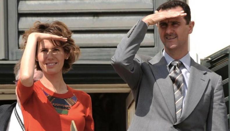 Депутаты Палаты общин требуют лишить британского гражданства супругу Башара Асада фото:standard.co.uk